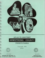 Title Page, Armstrong County 1972